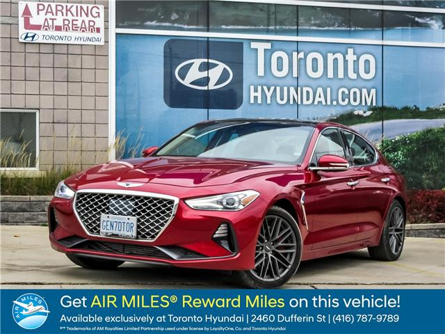 2019 Genesis G70 3 3t Dynamic At 44880 For Sale In Toronto