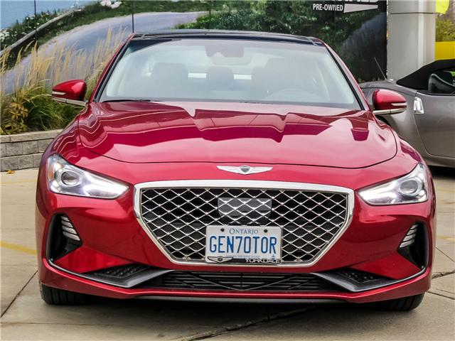 2019 Genesis G70 3.3T Dynamic (Stk: U06092) in Toronto - Image 2 of 24