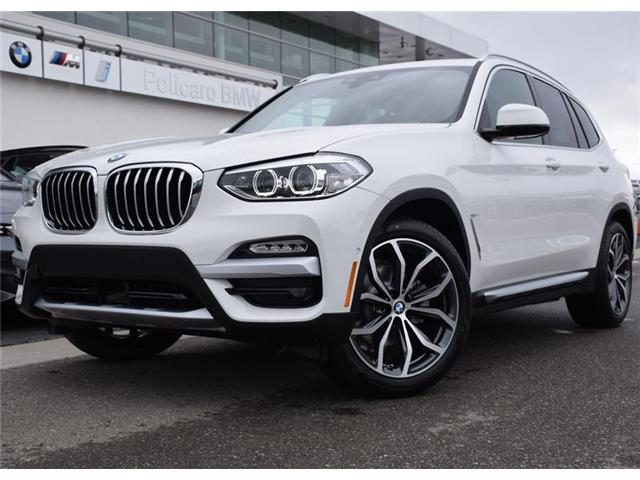 2019 BMW X3 xDrive30i (Stk: 9E14459) in Brampton - Image 1 of 12