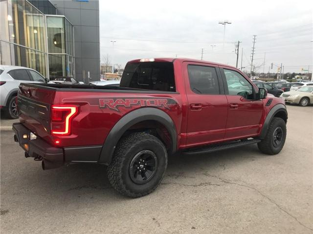 2017 Ford F-150 Raptor (Stk: 27158) in Barrie - Image 2 of 15