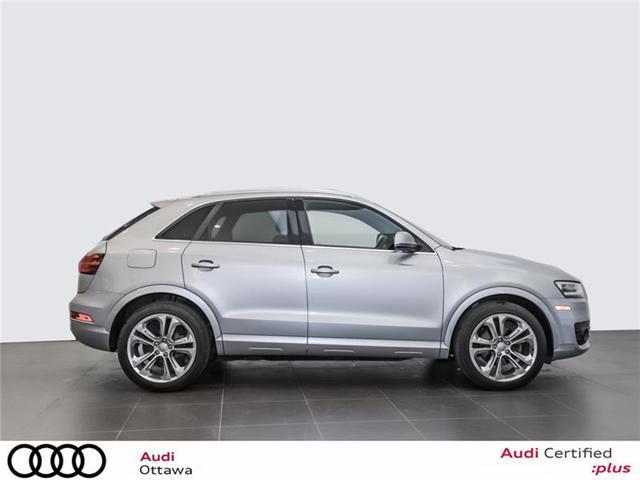 2015 Audi Q3 2.0T Technik (Stk: 52194A) in Ottawa - Image 2 of 22