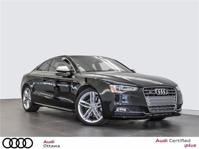2016 Audi S5 3.0T Technik (Stk: PA491) in Ottawa - Image 1 of 22