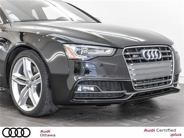 2016 Audi S5 3.0T Technik (Stk: PA491) in Ottawa - Image 10 of 22