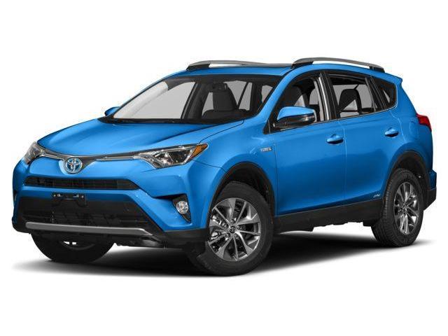 2018 Toyota RAV4 Hybrid LE+ (Stk: N34918) in Goderich - Image 1 of 9