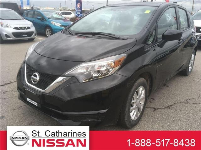 2018 Nissan Versa Note 1.6 SV (Stk: VE18015) in St. Catharines - Image 1 of 1