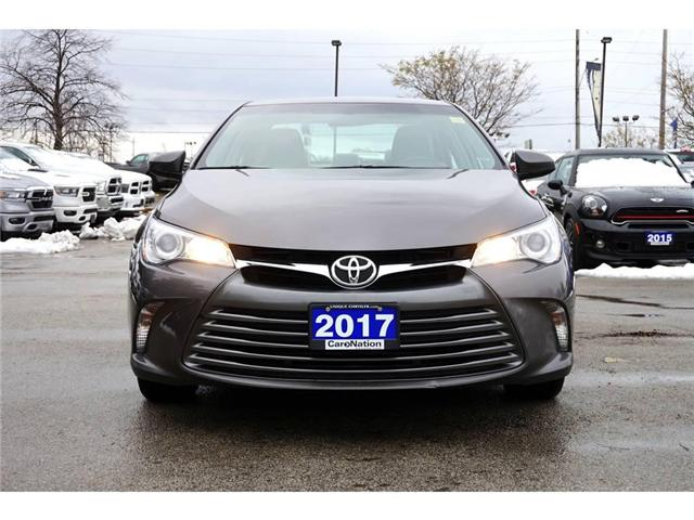 2017 Toyota Camry LE| REAR CAM| BLUETOOTH| SPACIOUS INTERIOR (Stk: DRD1939) in Burlington - Image 2 of 30