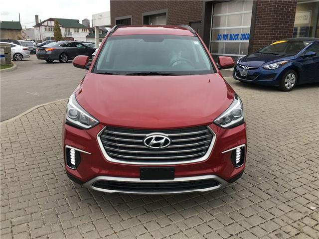 2017 Hyundai Santa Fe XL Base (Stk: H4395) in Toronto - Image 3 of 29
