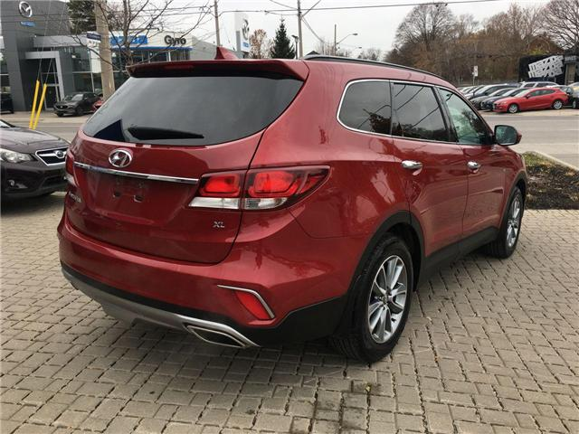 2017 Hyundai Santa Fe XL Base (Stk: H4395) in Toronto - Image 10 of 29