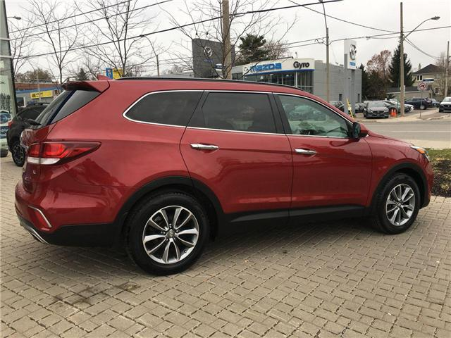2017 Hyundai Santa Fe XL Base (Stk: H4395) in Toronto - Image 11 of 29