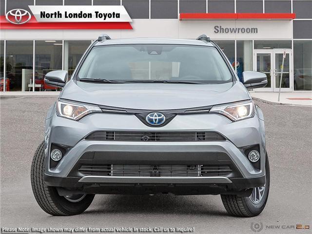 2018 Toyota RAV4 Hybrid LE+ (Stk: 218965) in London - Image 2 of 24