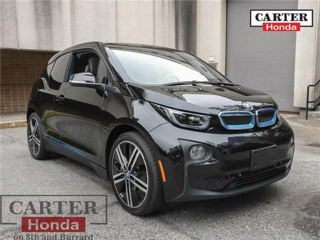 2016 BMW i3 Base (Stk: B66090) in Vancouver - Image 1 of 23