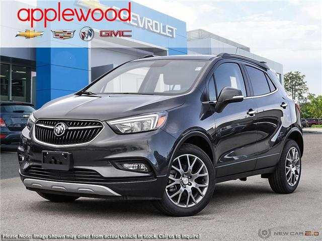 2018 Buick Encore Sport Touring (Stk: B8E058T) in Mississauga - Image 1 of 24