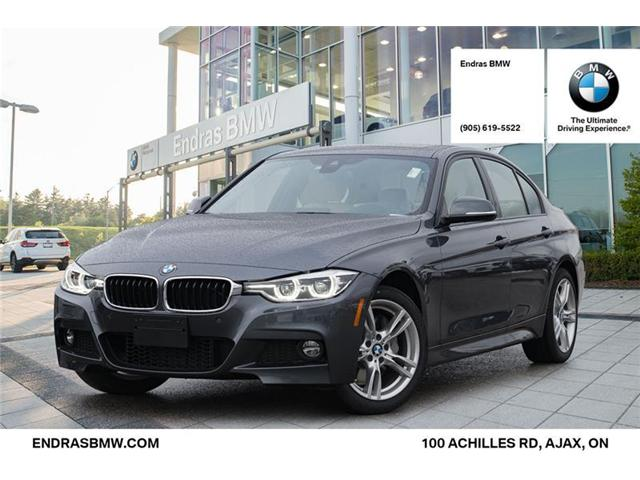 2018 BMW 330i xDrive (Stk: 35370) in Ajax - Image 1 of 22