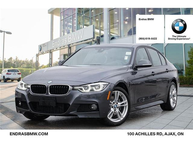 2018 BMW 340i xDrive (Stk: 35371) in Ajax - Image 1 of 22