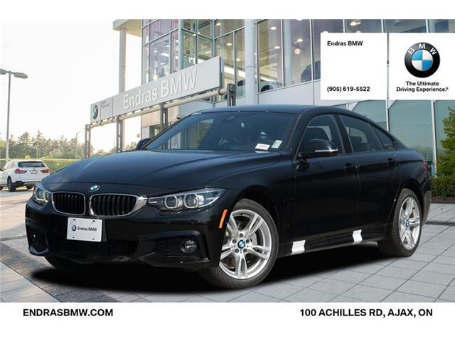 2019 BMW 430i xDrive Gran Coupe  (Stk: 40916) in Ajax - Image 1 of 22