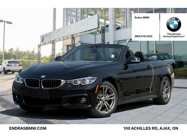 2019 BMW 430i xDrive (Stk: 40922) in Ajax - Image 1 of 22