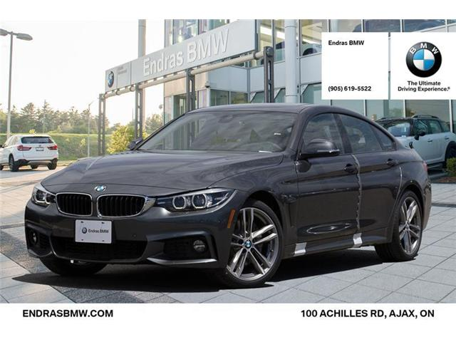 2019 BMW 440i xDrive Gran Coupe  (Stk: 40927) in Ajax - Image 1 of 21