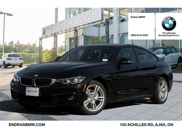 2019 BMW 430i xDrive Gran Coupe  (Stk: 40931) in Ajax - Image 1 of 22