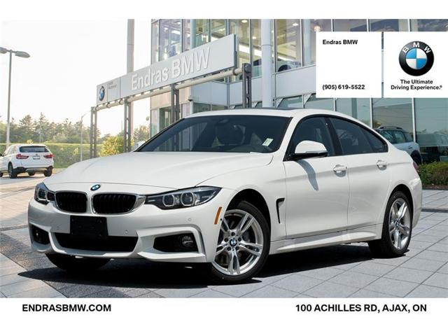 2019 BMW 430i xDrive Gran Coupe  (Stk: 40934) in Ajax - Image 1 of 22