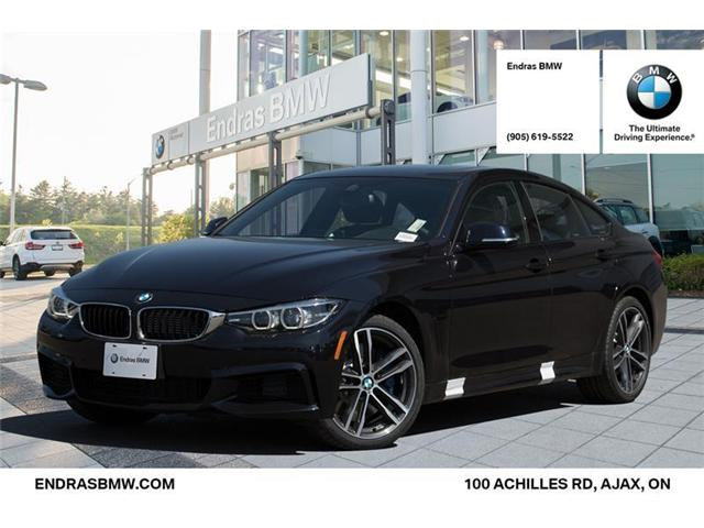 2019 BMW 440i xDrive Gran Coupe  (Stk: 40936) in Ajax - Image 1 of 22