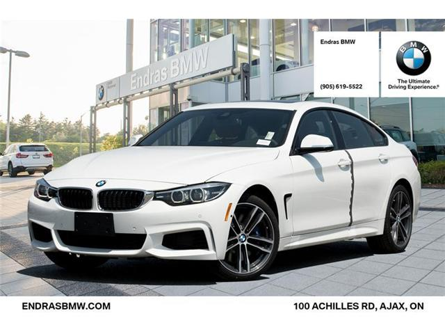 2019 BMW 440i xDrive Gran Coupe  (Stk: 40941) in Ajax - Image 1 of 22