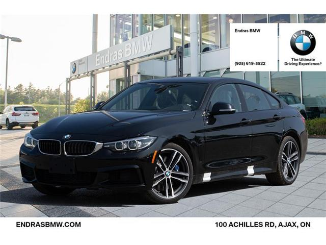 2019 BMW 440i xDrive Gran Coupe  (Stk: 40955) in Ajax - Image 1 of 22