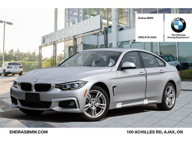 2019 BMW 430i xDrive Gran Coupe  (Stk: 40962) in Ajax - Image 1 of 22