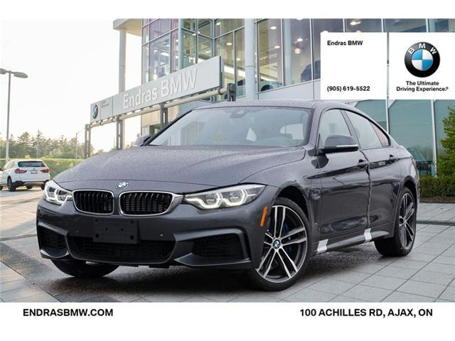 2019 BMW 440i xDrive Gran Coupe  (Stk: 41006) in Ajax - Image 1 of 22
