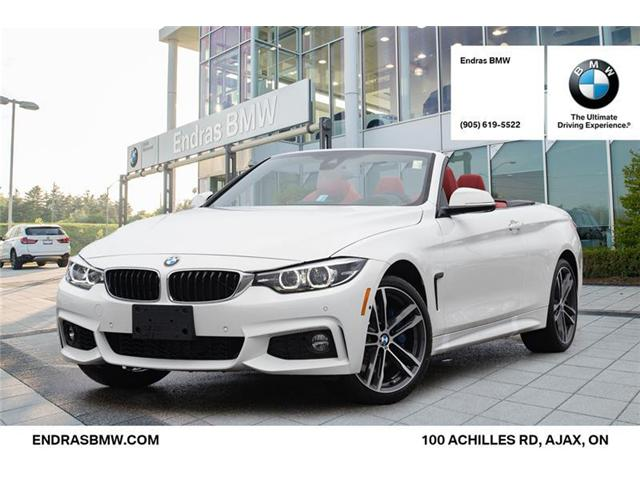 2019 BMW 440i xDrive (Stk: 41007) in Ajax - Image 1 of 20