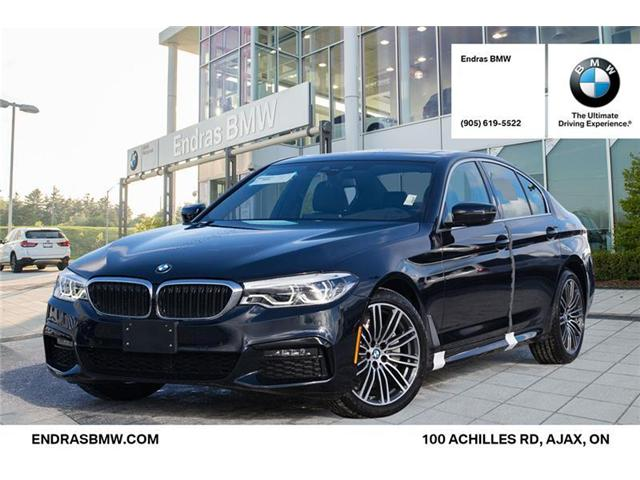 2019 BMW 530i xDrive (Stk: 52423) in Ajax - Image 1 of 22
