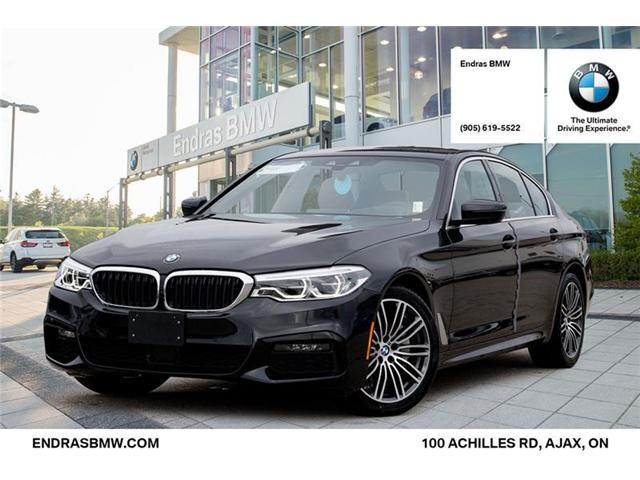 2019 BMW 530i xDrive (Stk: 52427) in Ajax - Image 1 of 22