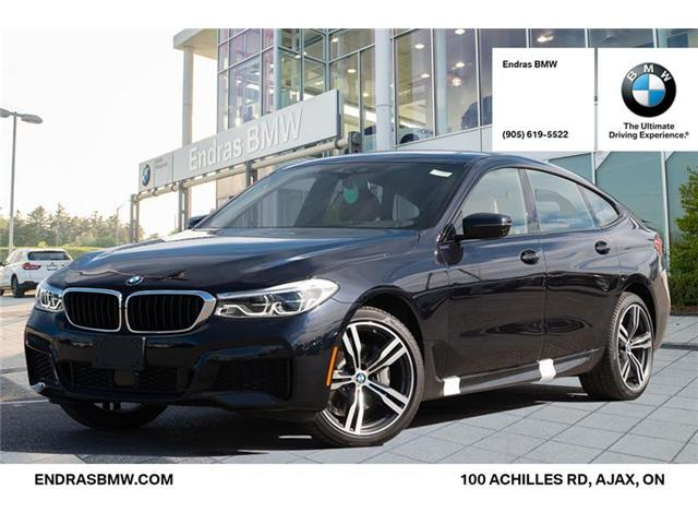 2019 BMW 640i xDrive Gran Turismo (Stk: 60458) in Ajax - Image 1 of 22