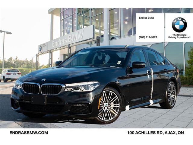2019 BMW 540i xDrive (Stk: 52400) in Ajax - Image 1 of 22