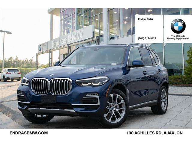 2019 BMW X5 xDrive40i (Stk: 52401) in Ajax - Image 1 of 22