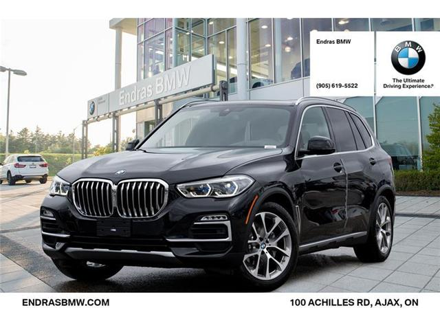 2019 BMW X5 xDrive40i (Stk: 52424) in Ajax - Image 1 of 22