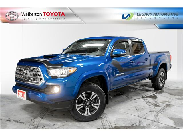 2016 Toyota Tacoma SR5 (Stk: 19070A) in Walkerton - Image 1 of 25