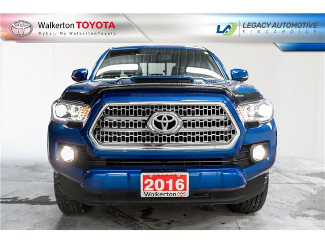2016 Toyota Tacoma SR5 (Stk: 19070A) in Walkerton - Image 2 of 25