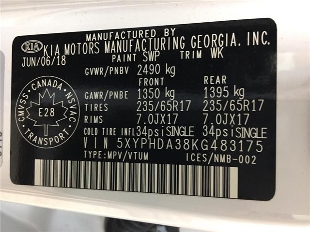 2019 Kia Sorento 2.4L EX (Stk: 33838EW) in Belleville - Image 26 of 30