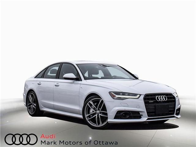 2018 Audi A6 2.0T Technik (Stk: 90385) in Nepean - Image 1 of 25