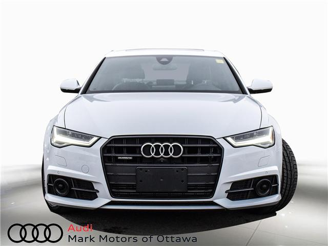 2018 Audi A6 2.0T Technik (Stk: 90385) in Nepean - Image 2 of 25