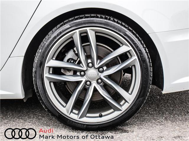 2018 Audi A6 2.0T Technik (Stk: 90385) in Nepean - Image 7 of 25