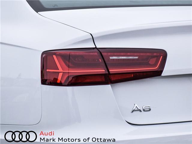 2018 Audi A6 2.0T Technik (Stk: 90385) in Nepean - Image 8 of 25