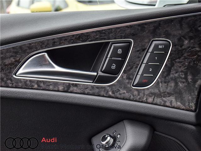 2018 Audi A6 2.0T Technik (Stk: 90385) in Nepean - Image 9 of 25