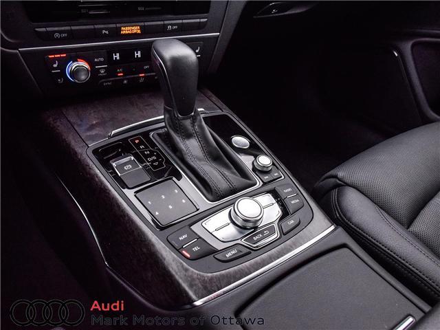 2018 Audi A6 2.0T Technik (Stk: 90385) in Nepean - Image 10 of 25