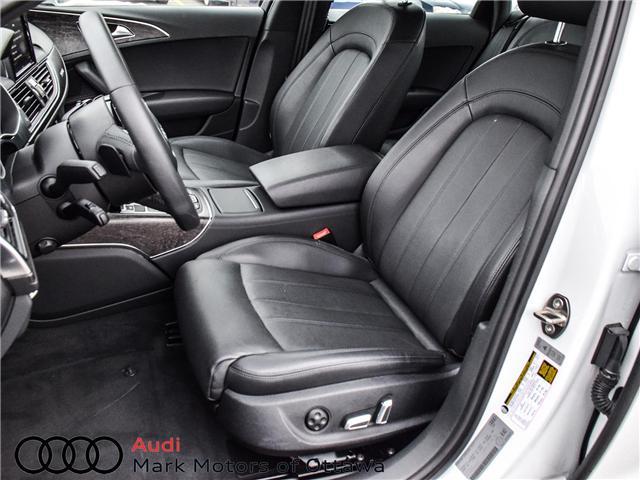2018 Audi A6 2.0T Technik (Stk: 90385) in Nepean - Image 12 of 25