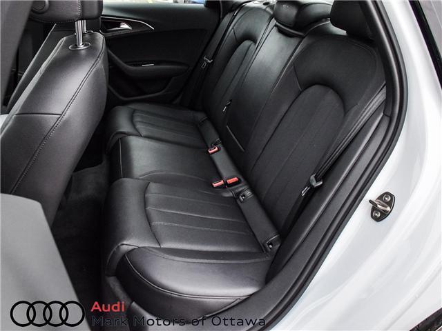 2018 Audi A6 2.0T Technik (Stk: 90385) in Nepean - Image 13 of 25