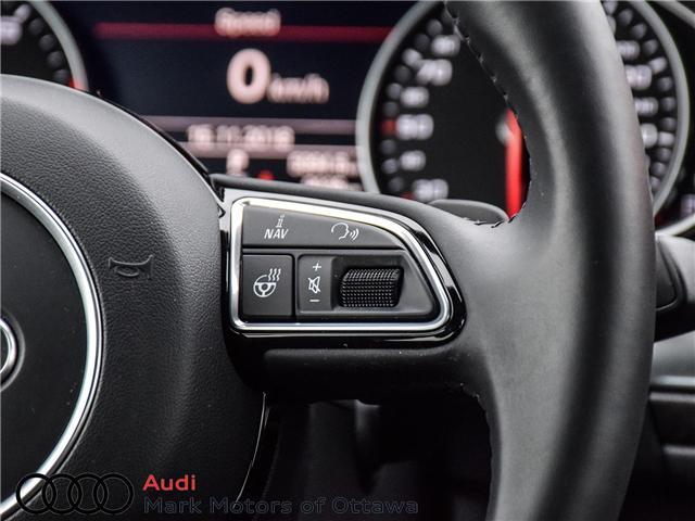 2018 Audi A6 2.0T Technik (Stk: 90385) in Nepean - Image 14 of 25