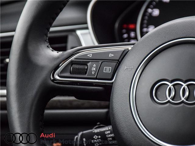 2018 Audi A6 2.0T Technik (Stk: 90385) in Nepean - Image 15 of 25