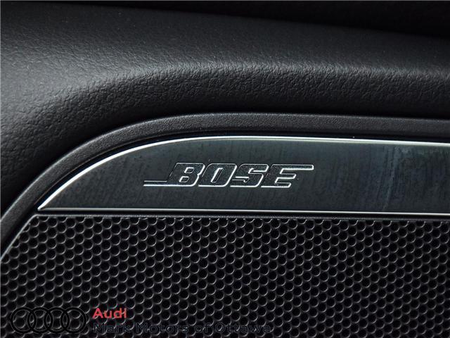2018 Audi A6 2.0T Technik (Stk: 90385) in Nepean - Image 16 of 25
