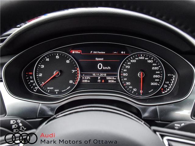2018 Audi A6 2.0T Technik (Stk: 90385) in Nepean - Image 17 of 25